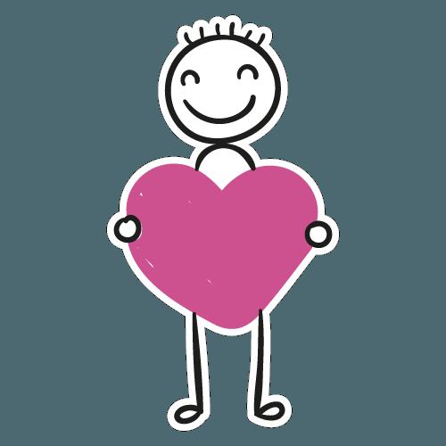 Homem coração 02
