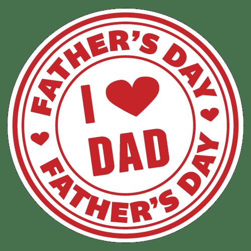 Selo Dia do Pai