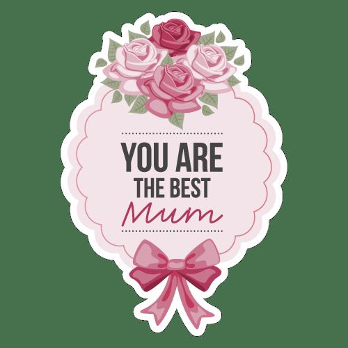 Tu és a melhor mãe