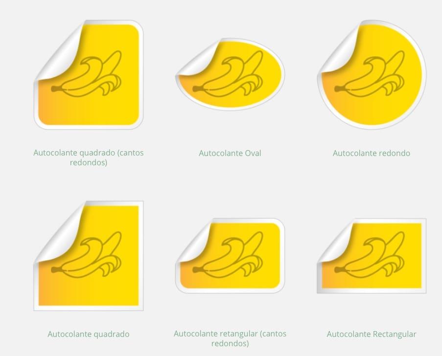 imagem 02 - tipos de autocolante personalizado