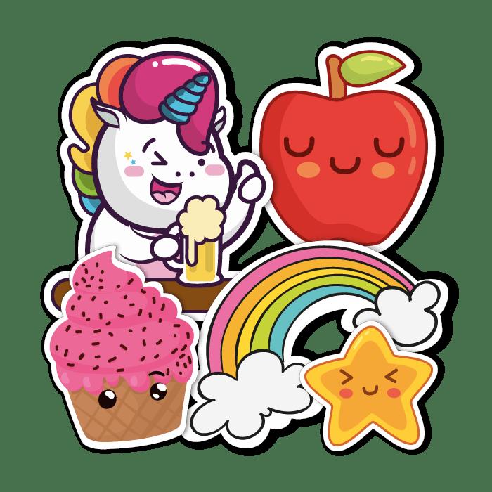 Halloween Car Stickers