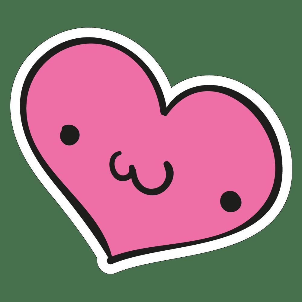 colecção coisas fofas - Coração fofinho