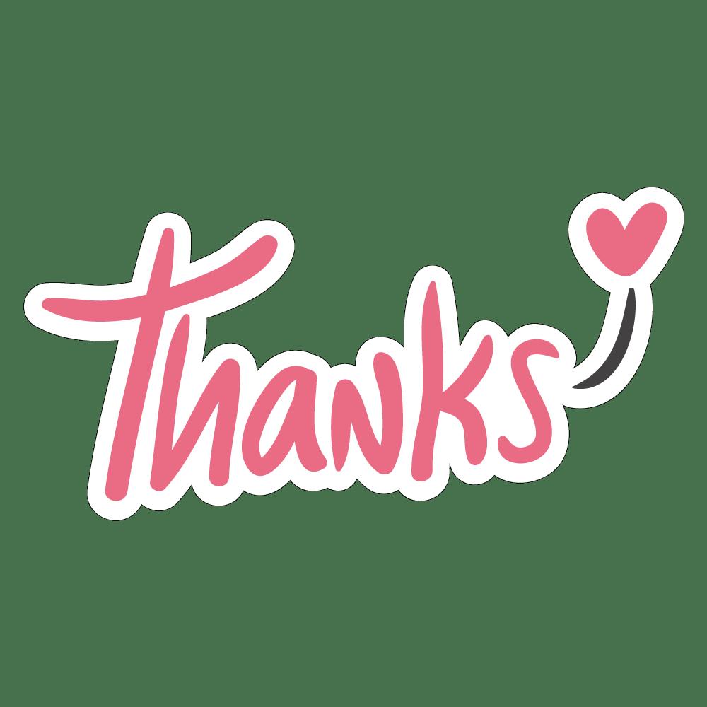 Colecção Expressões - Thanks