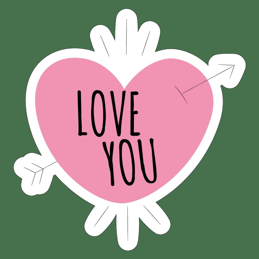 Colecção Expressões - Love You