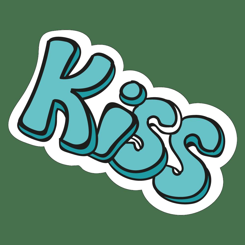 Colecção Expressões - Kiss